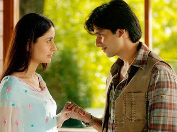 All Is Well Between Kareena Kapoor Khan And Shahid Kapoor Shahid Kapoor Romantic Dialogues Bollywood