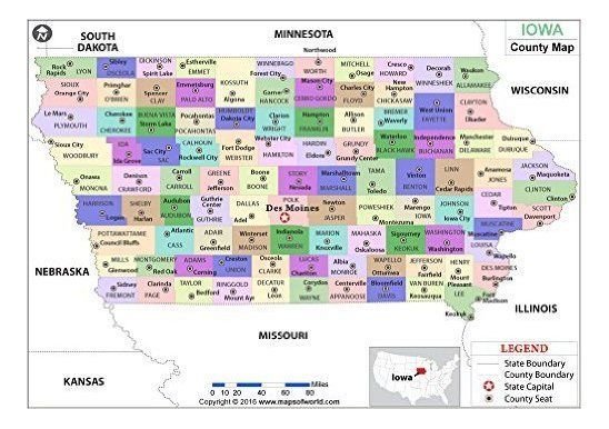 Mow Amz On With Images Iowa County Map Iowa County Map