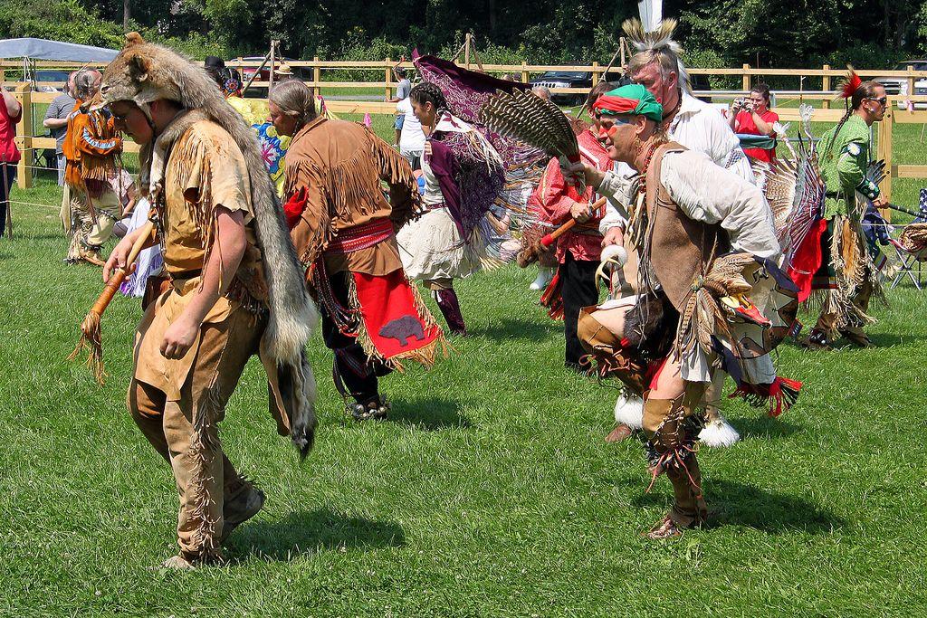 Inter-tribal Dancing