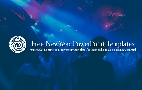download free collection of new year powerpoint templates, themes, Powerpoint templates