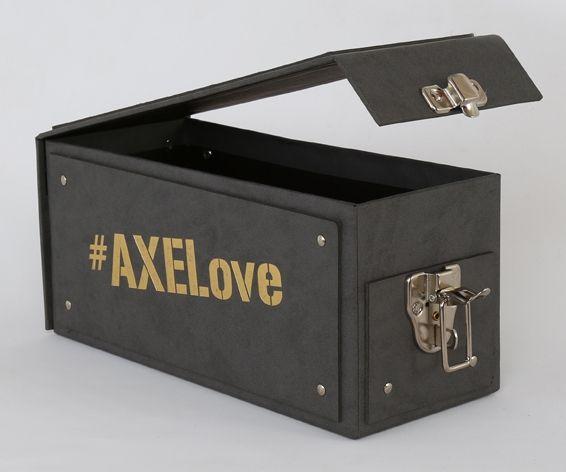 #AXELove Turned Edge Box - BekKit Group Inc.