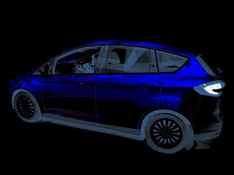 The All New Ford C Max Titanium At Swanson Ford Youtube Ford