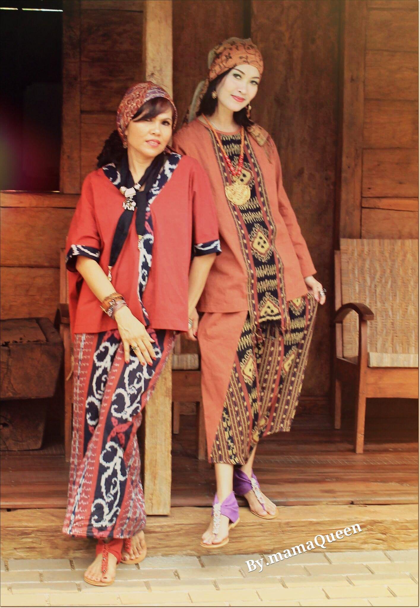 Pakaian Adat Jawa Tengah Wanita