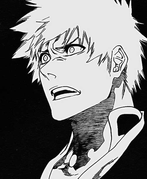 BLEACH - Kurosaki Ichigo   Anime/Manga   Pinterest   Anatomía, Manga ...