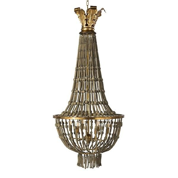 Aidan gray orleans chandelier brown lighting pinterest aidan gray orleans chandelier brown aloadofball Image collections