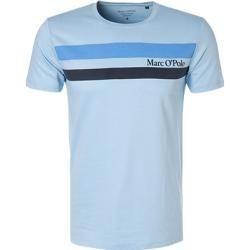 T-shirts for men -  Marc O'Polo T-Shirts Men, Cotton, Blue Marc O'PoloMarc O'Polo  - #Artists #Ceramics #FashionTrends #men #Pottery #RunwayFashion #shirts #Tshirts #Women'sStreetStyle
