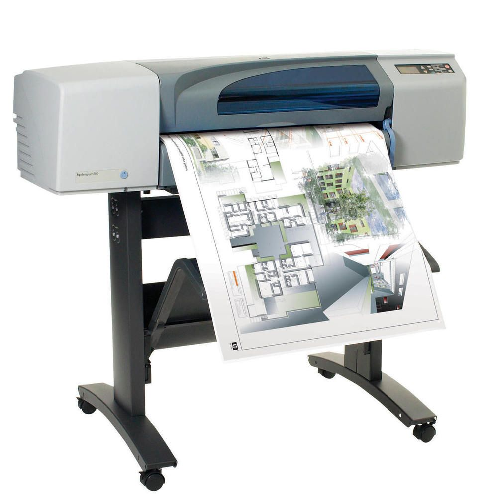 HP DESIGNJET 500 42-IN ROLL PRINTER DRIVER FOR WINDOWS 7