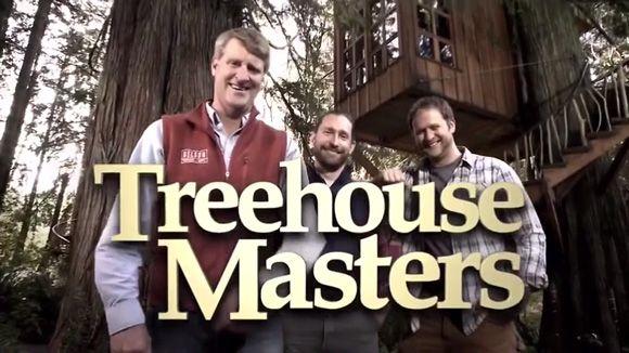 season 2015 pete nelson tree houses images | Treehouse Masters Season 1, Episode 1 – Texas Ranch House Treehouse