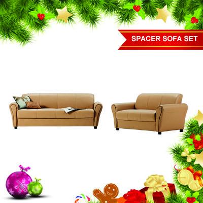 Transform You Homes With The Godrej Interio Spacer Sofa Set Sofa Set Decor Christmas Decorations