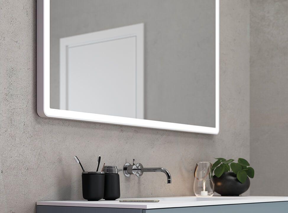 Idee Von Christina X Auf Bad Badspiegel