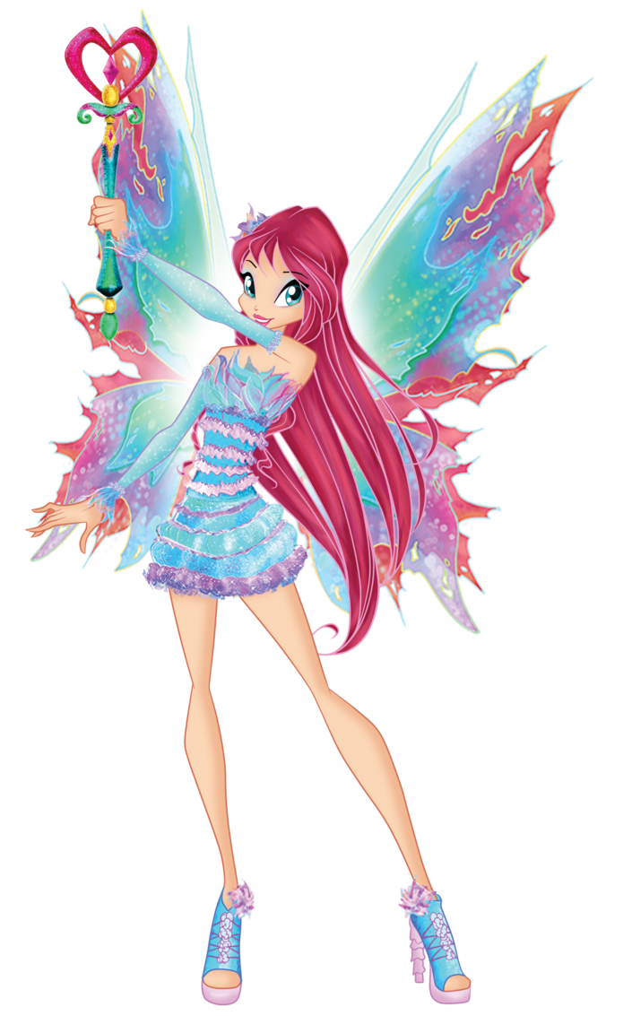 Winx club bloom mythix by bloomixcouture winx girls - Bloom dessin anime ...
