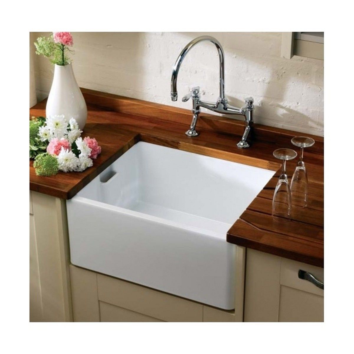 136.97 Shaws Baby Belfast Sink 460mm | Kitchen | Pinterest ...