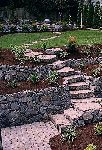 35 inšpirácií, ako si upraviť záhradné chodníky