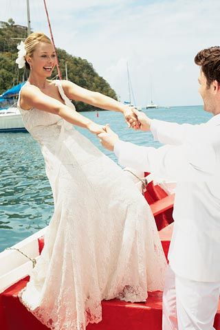 NAUTICAL AND NICE By Bride Chic