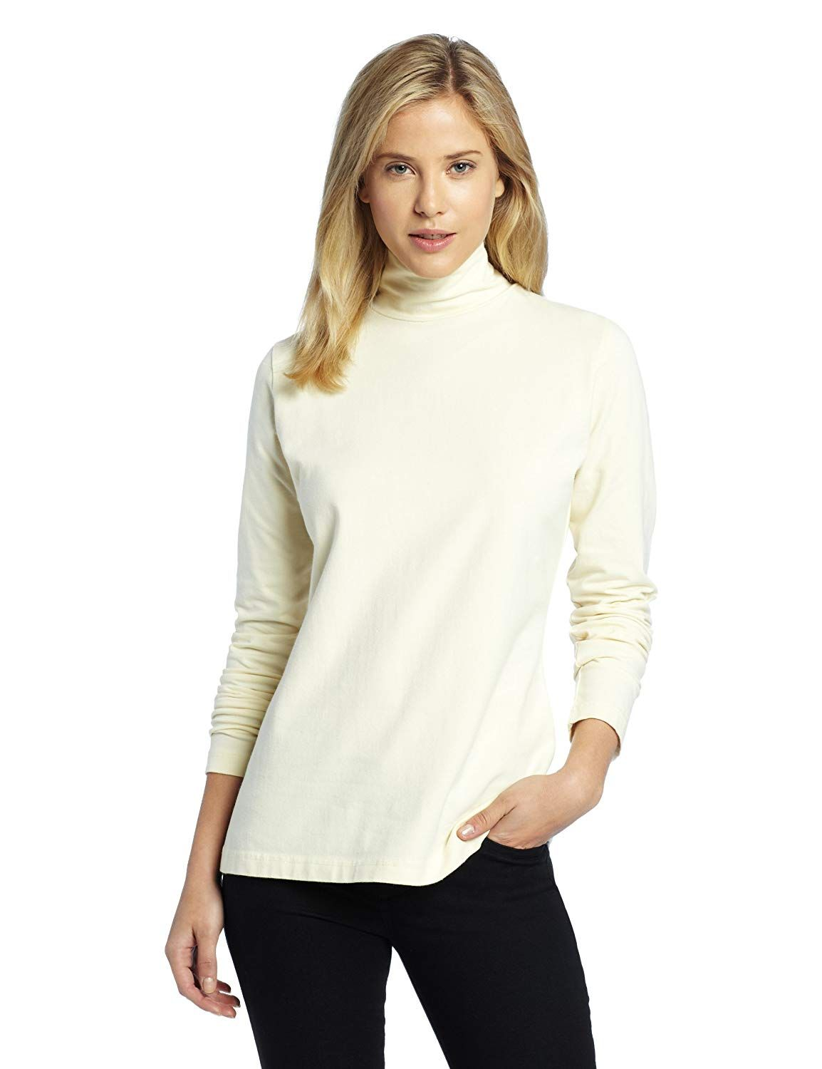 867f0277704 Woolrich 7004 ECU. Laureldale High Mock Neck Long Sleeve Shirt.   WoolrichWomens  FallFashion