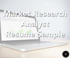Research Analyst Resume Market Research Analyst Resume Sample