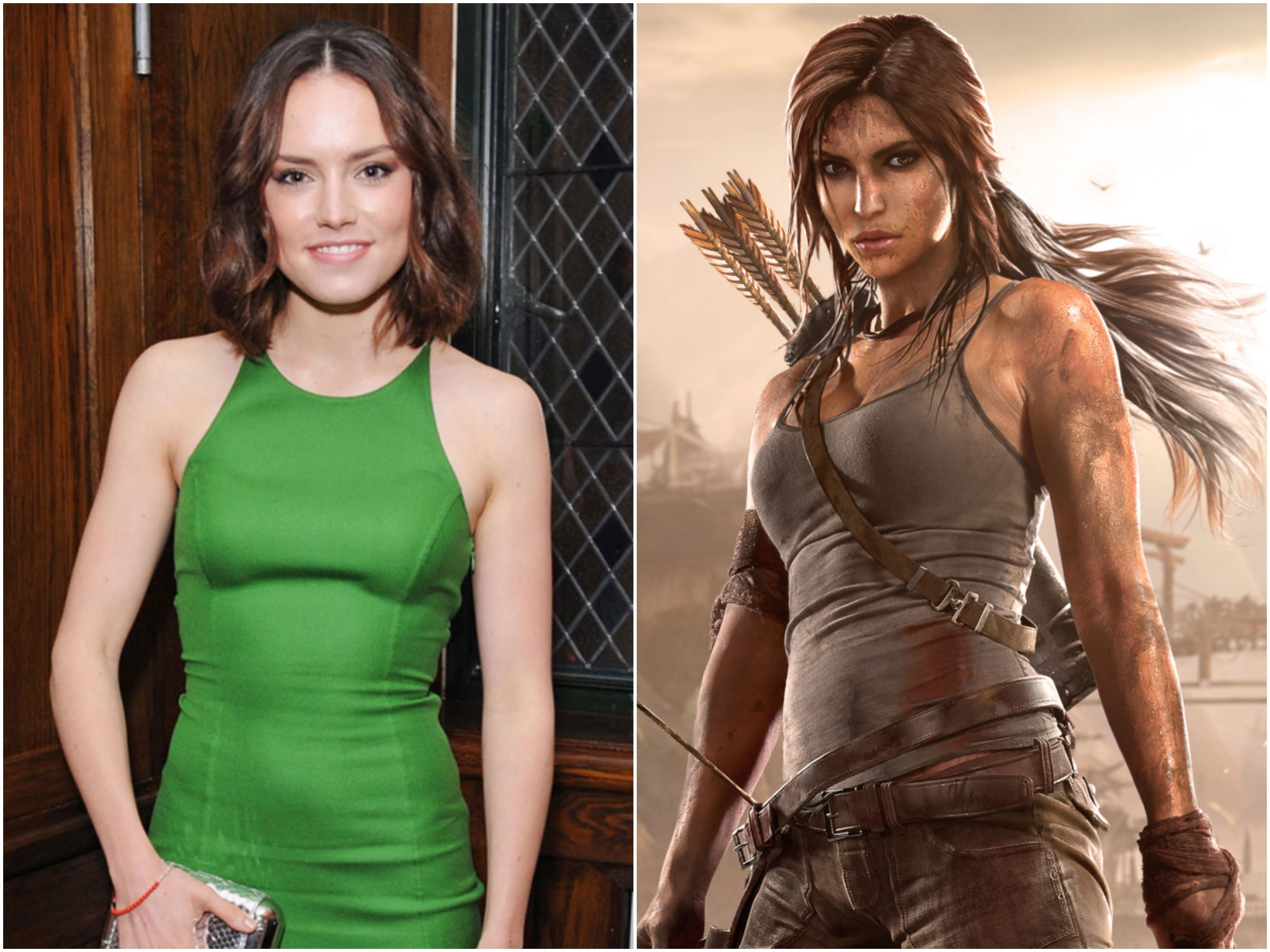 Daisy Ridley Confirms She's In Talks To Play Lara Croft In