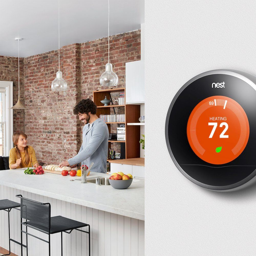 Nest Smart Thermostat Review Get One! 284.99 Nest