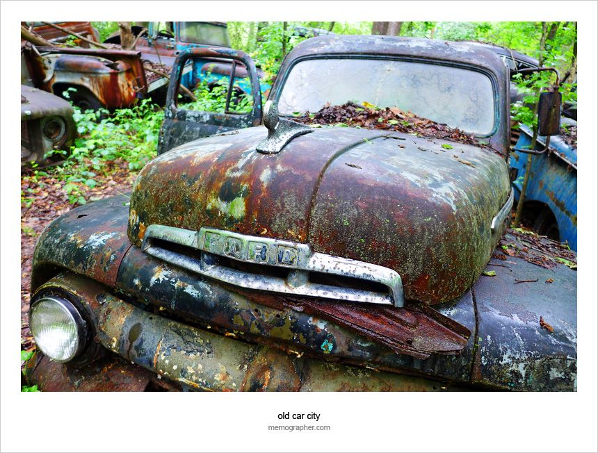Old Car City USA – Photographer\'s Paradise | Old Car City, White ...