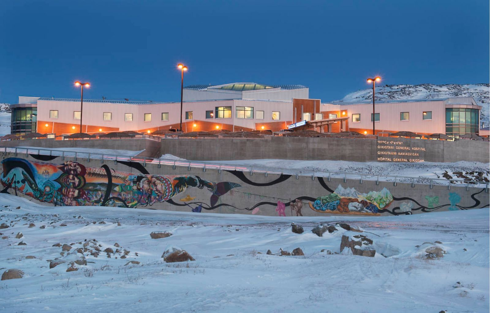 Qikiqtani General Hospital, Iqaluit, NU | Healthcare | Pinterest ...