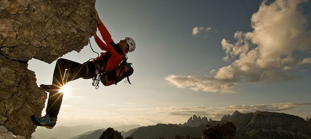 Climbing Festival Move in Val Gardena - Travel and Fashion Tips by Anna Pernice