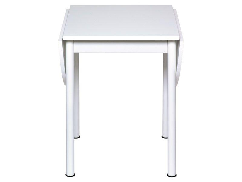 conforama table d appoint avec rabats