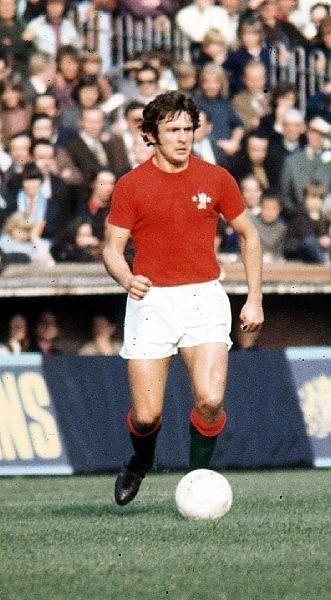 John Hollins of Chelsea in 1974. | Calciatori, Calcio