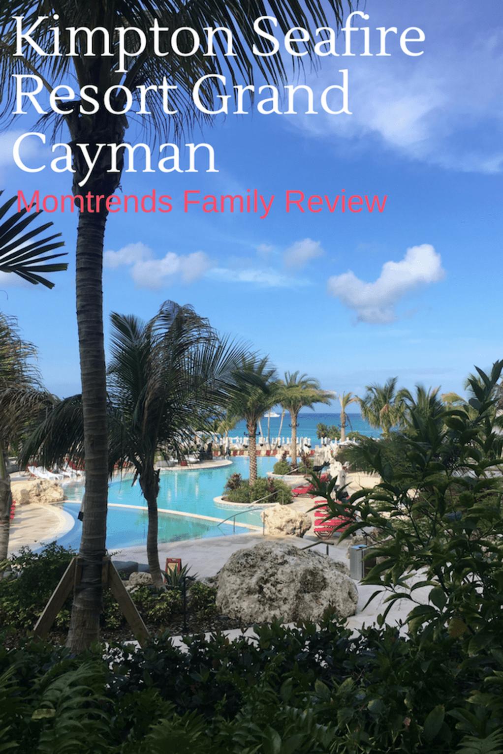 Top 5 Grand Cayman All Inclusive Resorts: Kimpton Seafire Resort Grand Cayman