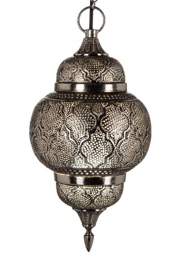 Orientalische Lampe Huriye Silber Orientalische Lampen Hangeleuchte Gold Decke