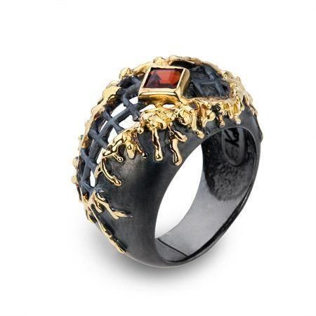 German Kabirski ring jewelry Pinterest