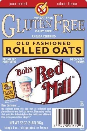 Gluten Free Rolled Oats   City Organics Hobart Tasmania