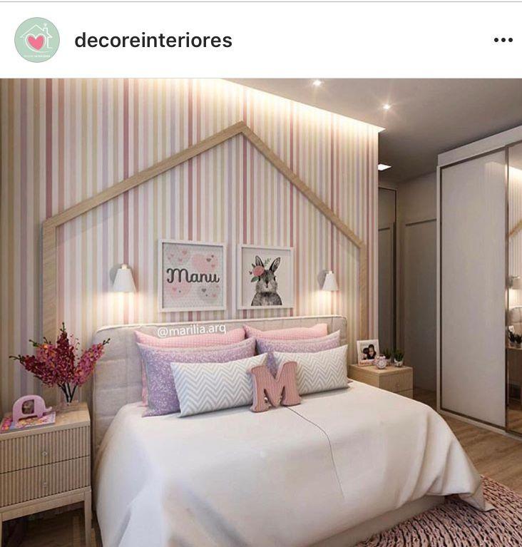 Pin de Aneta Barul en Home Pinterest Decoracion habitacion