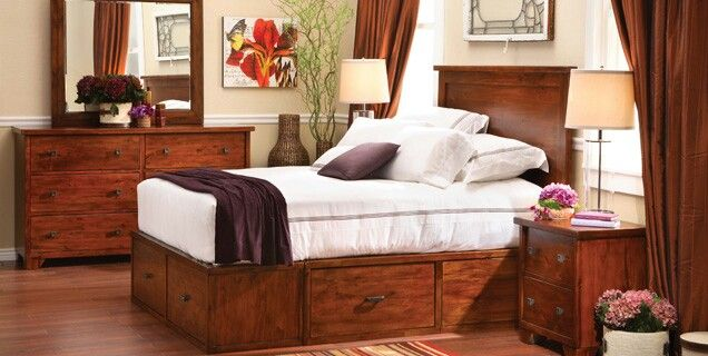 Madagascar platform bed | Bedroom | Pinterest
