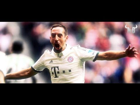 Franck Ribéry - UEFA Best Player in Europe - 2013 - HD -
