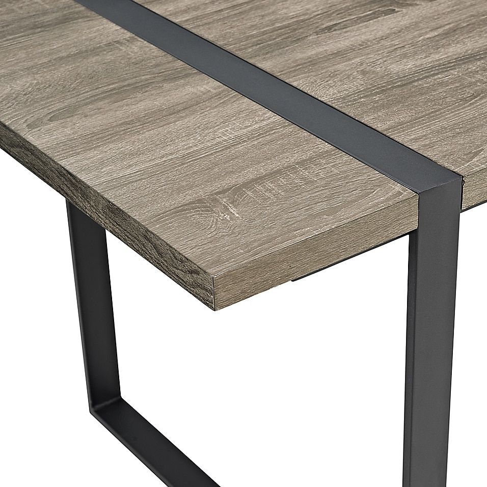 Forest Gate Zeke Dining Table Bed Bath And Beyond Canada Driftwood In Kitchen
