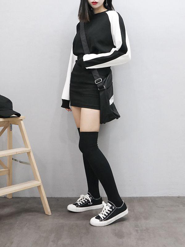 Ulzzang Fashion Style Goth