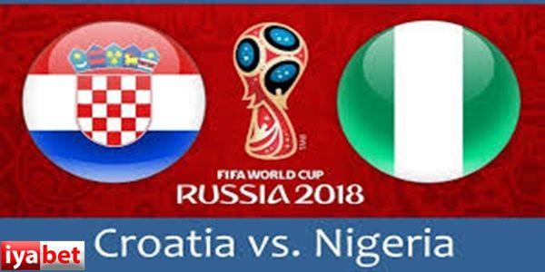 Prediksi Bola Terakurat Kroasia Vs Nigeria 17 Juni 2018 Bandarbola Situsjudionline Agenpialadunia2018 Pialadunia2018 World Cup 2018 Croatia Fifa World Cup