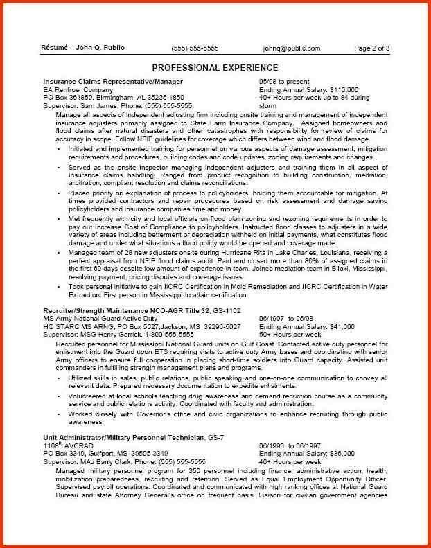 sample-federal-resume-sample_fed-program-specialist-b sample - federal resume templates