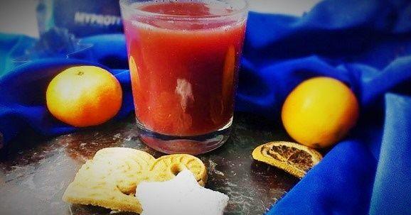 Gesunde Getränke zur Weihnachtszeit sind immer super! Wie wäre es damit? Ein kalorienarmes Weihnachtspunsch Rezept? Klingt gut, oder?!