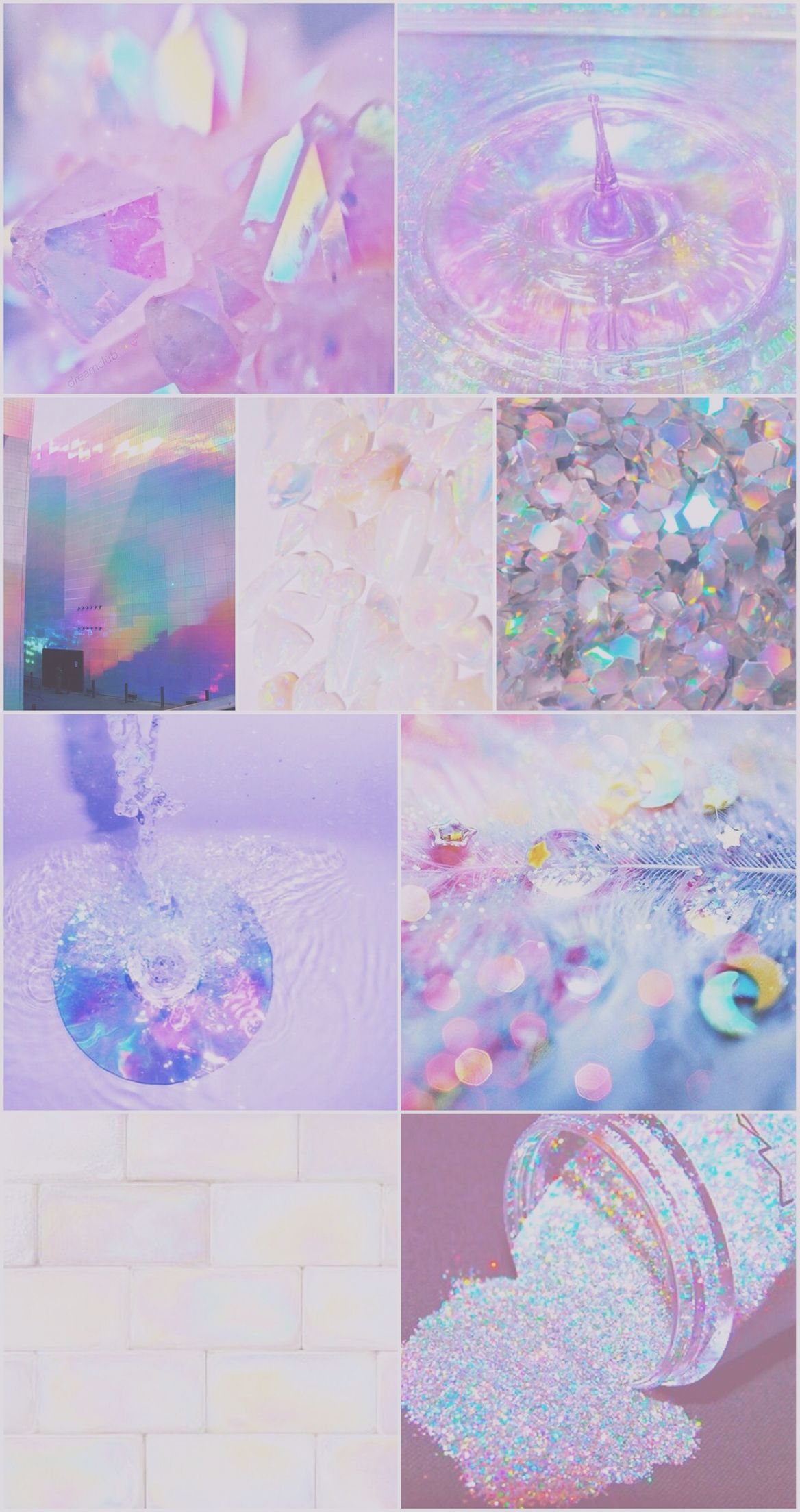 Cute Asf Wallpaper Iridescent Holographic Iphone Wallpaper Glitter Cute