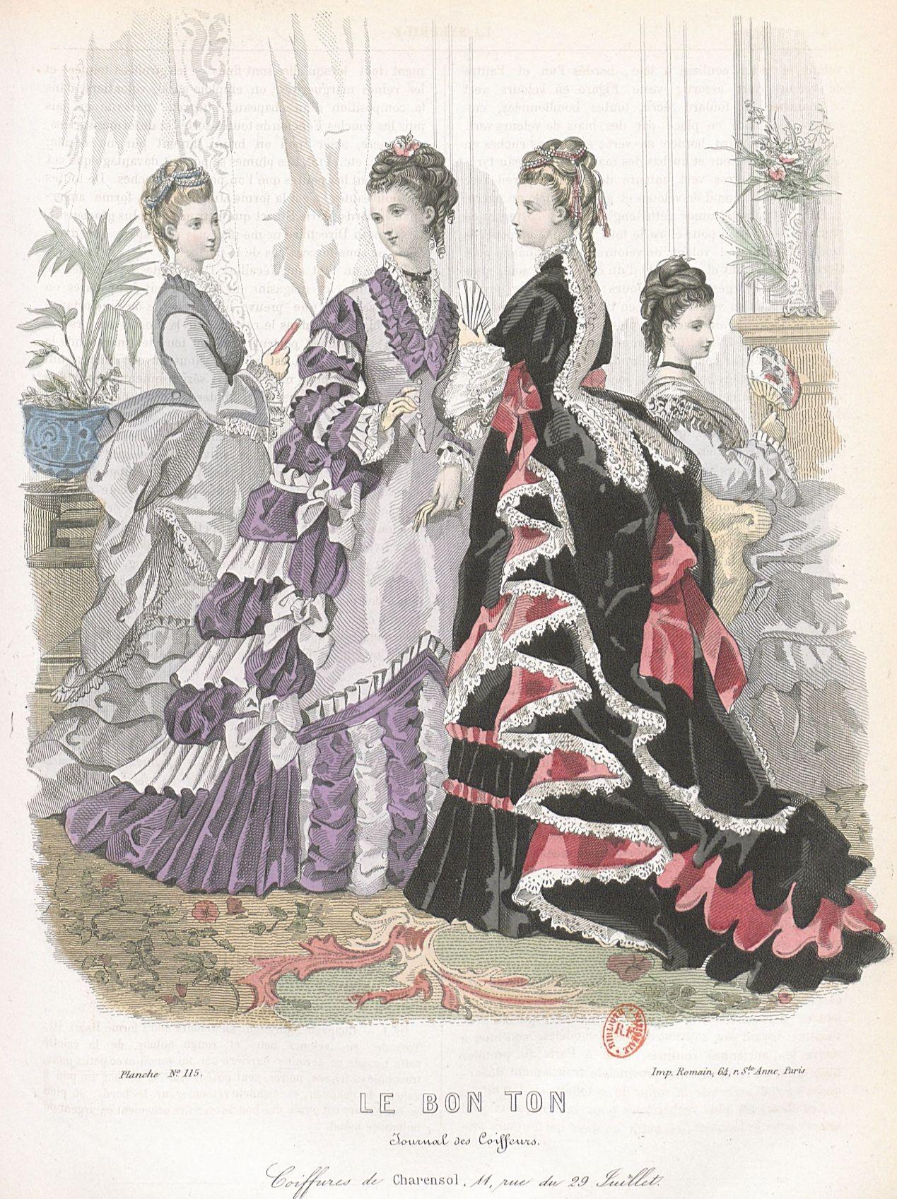Le Bon Ton 1873