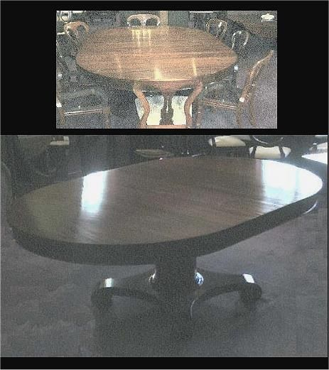 Extending Dining Table Material Mahogany Condition Very Good Adorable Dining Room Empire 2018