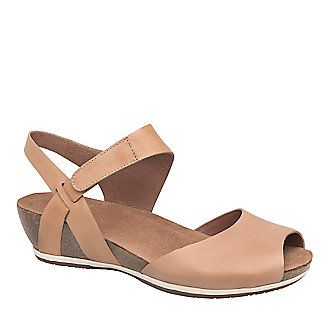 d8598721eaf8 Dansko Vera Strappy Sandals    Casual Shoes    Shop now with FootSmart