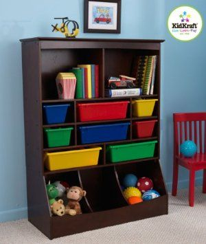 For Bedroom Toy Storage Stain Matches Perfectly Lots Of Great Compartments Not A