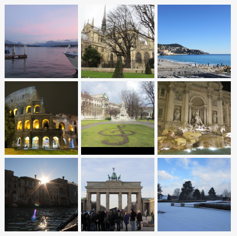 I just turned my Photos into magnets with #Sticky9! Get 30% off your order with FRIEND12DP1