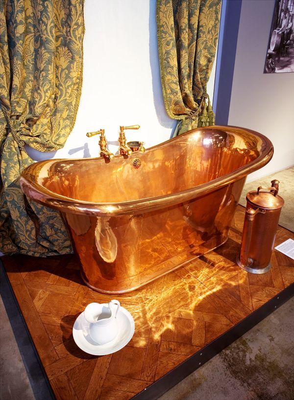 baño antiguo