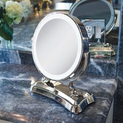 Zadro Super Bright Surround Light Dimmable Glamour Mirror