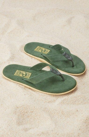 083c6cfee ISLAND Slipper  Classic  Suede Flip Flop HELP A DAD OUT FOR FATHER S ...