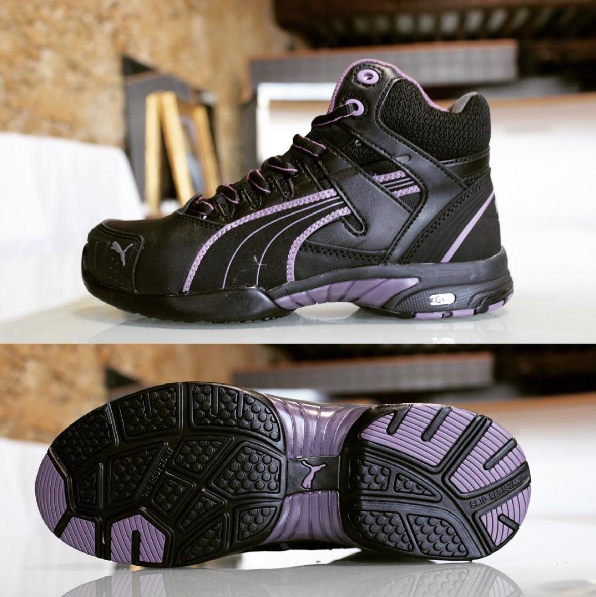 chaussures de sécurité homme adidas