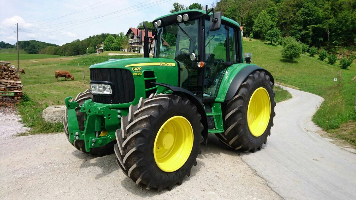 JOhn Deere 6430 John Deere Equipment, Tractors, Good Job, Tractor Pulling
